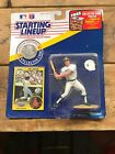1991 STARTING LINEUP - SLU - MLB - JOSE CANSECO - OAKLAND ATHLETICS