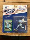 1989 Starting Lineup George Bell Toronto Blue Jays SLU Kenner Sports Figure