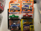 Matchbox Collectibles Ford 100 Years 1956 Ford F-100 Blue LOT 4 PICKUP TEXACO