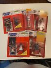 (Lot of 5) Basketball Starting lineup 1990 1993 1994 NEW in packages