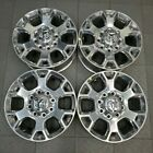96689 2019 2020 DODGE RAM 2500 3500 18 FACTORY OEM RIMS WHEELS SET 6MS02TRMAA