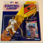 1992 STARTING LINEUP SLU JUAN GONZALEZ RANGERS ROOKIE BOOK VALUE $20