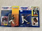 FRANK THOMAS STARTING LINEUP, LOT OF 2. 1993/994 EDITIONS  / CHICAGO WHITE SOX
