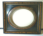Antique Victorian Eastlake Style Oval opening Picture Frame 11 x 14