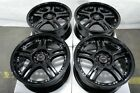 16x7 Black Wheels Fits Mazda 3 5 6 Miata Mazdaspeed3 Mazdaspeed6 Mx 5 Rims