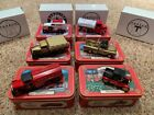 ERTL TEXACO COLLECTIONS CLUB, LOT OF 6 AMAZING TRUCKS!! MINT IN THE BOX