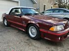 1987 Ford Mustang 1987 Ford Mustang Conv. Documented 83k Miles Sitting 17 years in Garage