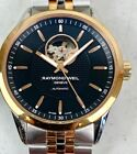 Raymond Weil Geneve Automatic 27101 Swiss Made 26 Jewels Stainless Men's Watch