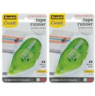 3M Scotch Adhesive Tape Runner EXTRA STRENGTH Photo Safe LOT of 2