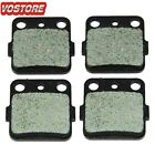 Front Brake Pads For Honda ATV TRX420 Rancher 420 4x4 2010 2011 2012 2013