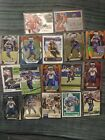 Seahawk Rookie Auto 17 Card Lot, Russell Wilson, Metcalf auto,Sherman and more