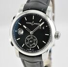 NEW Ulysse Nardin Dual Time Manufacture 42mm 3343-126/92 Steel Black Automatic
