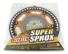 New Supersprox -Stealth sprocket, 49T for Beta RR 4T 525 05-09, Gold
