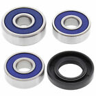 New All Balls Rear Wheel Bearing Kit 25-1517 for Suzuki DR-Z 125 L 03-16