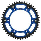 New Supersprox -Stealth sprocket, 47T for Beta RR 4T 525 05-09, Blue