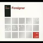 Definitive Collection by Foreigner (CD, Mar-2006, 2 Discs, Warner Bros.)