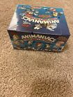 1995 Topps Animaniacs With Pinky & The Brain! Trading Cards Factory Sealed Box