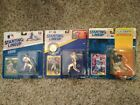 Gregg Jefferies starting lineup collection 1989, 1991, 1994 lot Mets Cardinals