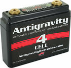 ANTIGRAVITY BATTERIES Small Case Battery 4 CELL 12V 120CCA 6Ah 250cc Scooter
