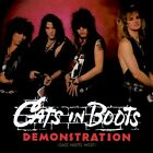 Cats In Boots 'Demonstration' 2011 Reissue Glam Metal, Hair Metal, Heavy Bones