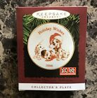hallmark ornaments 1996 101 Dalmatians Collector's Plate