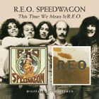 Reo Speedwagon - This Time We Mean It/R.E.O. (CD Used Very Good)