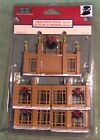2004 Lemax Village Collection Craftsman Fence Set/5Village House Accessory