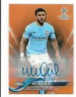 2018-19 Topps Chrome UEFA Champions League Soccer Cards 14