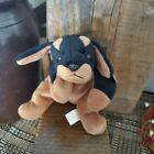 Ty Beanie Baby 1996 Doby Dog with Tags- Free shipping