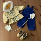 American Girl Doll Clothes, EMILY SNOWSUIT, Retired Winter Outfit Molly COMPLETE