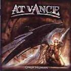 AT VANCE: ONLY HUMAN [CD]