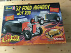 REVELL 3 N 1 BIG 1:8 Scale DUECE 1932 FORD HIGH BOY HOT ROD RAT ROD Model Kit