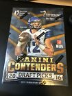 2016 Contenders Draft Picks Football Factory Sealed Blaster Box! 2 Autos Per Box