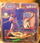 1998 SCOTT ROLEN ROOKIE SLU Starting Lineup NIB WITH CASE EXTENDED PHILLIES