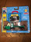 Thomas Take n Play Die Cast Train Madge & Flatbed Trailer 2007 Target Exclusive