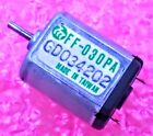 Mabuchi Ff-030pa 2-8 Vdc Mini-motor - Lot Of 1 3 10 Or 25
