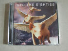 INTO THE EIGHTIES Various DOUBLE CD UK Global Television 1995 40 Track 2 Disc