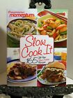Weight Watchers Momentum SLOW COOK IT Cooker Recipes w POINTS Cookbook Crockpot