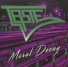 TASTE Moral Decay plus 2 JAPAN CD Art Nation Sweden Melodious Hard Rock Duo New