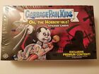 GARBAGE PAIL KIDS OH THE HORROR-IBLE SEALED TRADING CARD HOBBY BOX. TOPPS 2018