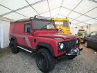 LAND ROVER DEFENDER 110 4X4 300 TDI + MINT CONDITION + RARE FIND + NEW WINCH