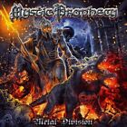 Mystic Prophecy ** Metal Division **BRAND NEW CD