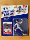 1988 Mark Langston Starting Lineup figure Card Seattle Mariners  toy M's MLB P