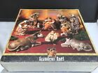 Grandeur Noel Collector Edition 9 Piece Hand Painted Porcelain Nativity Set