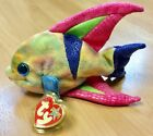 Ty Beanie Babies Aruba The Fish - Mint With Tag Protector