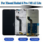 For Xiaomi Redmi 6 Pro / Mi A2 Lite LCD Digitizer Touch Screen Assembly Display