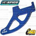 Apico Blue Rear Brake Disc Guard For Sherco SE-R 250 300 13-20 SE-F 250 300 450