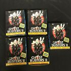 1989 Topps Ghostbusters 2 Unopened Trading Card Packs Box of 36. 5 Boxes