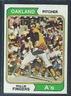 Rollie Fingers Cards, Rookie Card and Autographed Memorabilia Guide 16