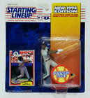 GARY SHEFFIELD - Florida Marlins Starting Lineup SLU 1994 Extended Figure & Card